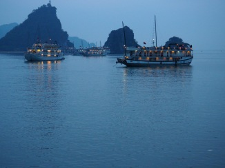 Overnight in Halong Bay