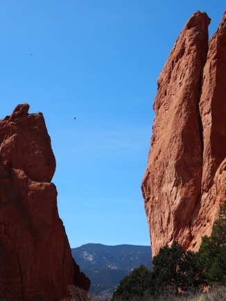 Garden of the Gods - Amazing scenery everywhere!