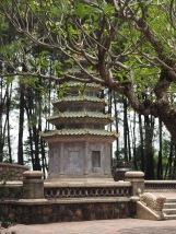 Smaller pagoda