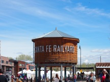 Santa Fe Railyard