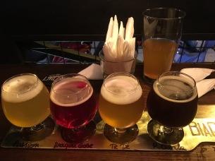 Beer flight, Vietnamese style