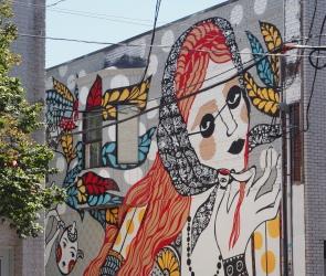 Street art mile end Montreal
