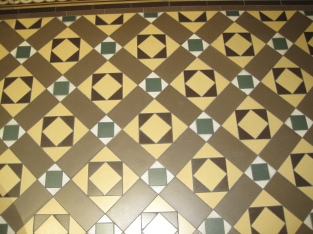 Floor of Parliament Building
