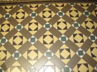 Floor of Parliament Building