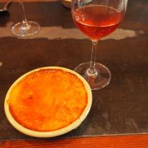 Creme brûlée dessert!