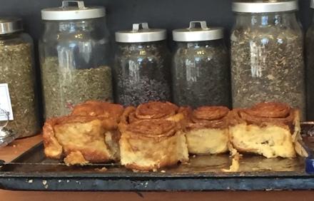 OMG - cinnamon buns :)