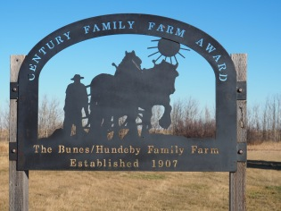 Century farm recognition