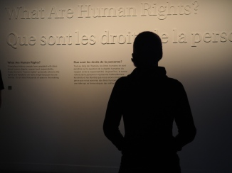 This is the question - what are human rights?
